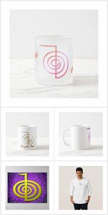 Cho Ku Rei Reiki Symbol Products