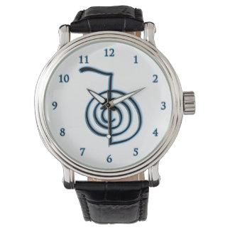 men s rei watches zazzle cho ku rei reiki symbol wrist watches