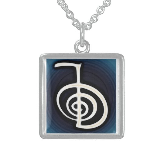 Cho Ku Rei Sterling Silver Necklace