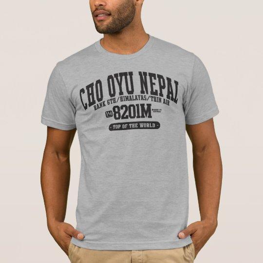 Cho Oyu T-Shirt