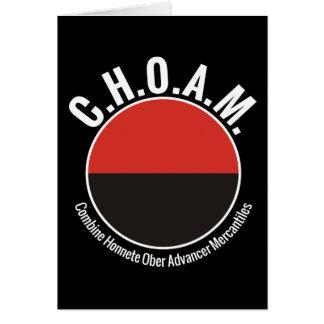 CHOAM CARD