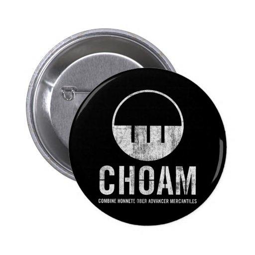CHOAM - Dune Pins