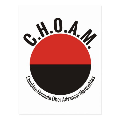 CHOAM POSTCARDS