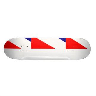 Chocianow, Poland flag Skate Boards