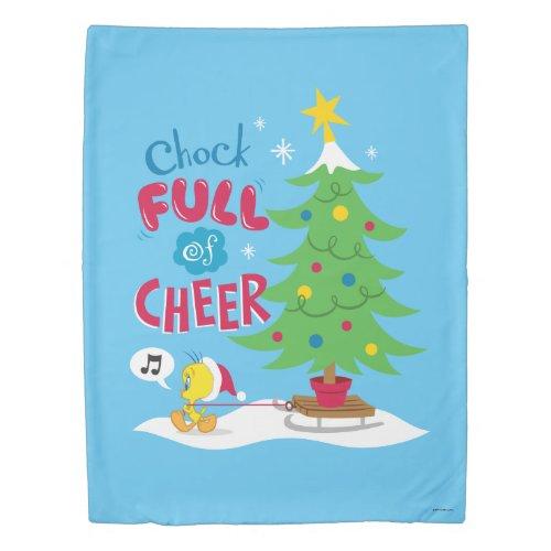 Chock Full Of Cheer Duvet Cover