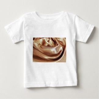 choclate silk ripple baby T-Shirt