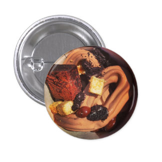 Choco Brownie Froyo Button