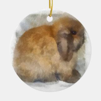 Choco Ceramic Ornament