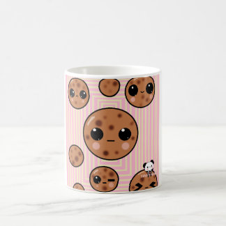 Choco Cookie Mug With Panda Logo On the Side