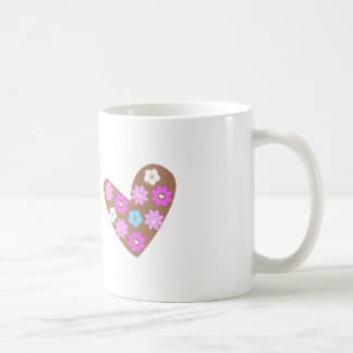 choco heart coffee mug