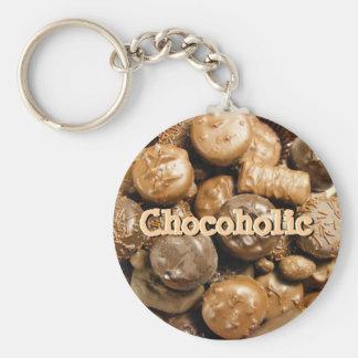 Choco-holic Keychain
