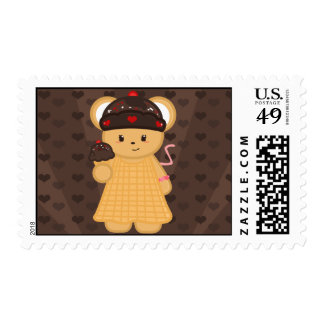 Choco Mouse Postage