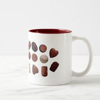 choco mug chocolate