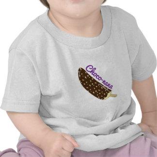 Choco-Nana Camisetas
