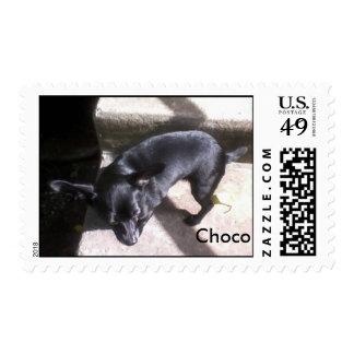 Choco Postage Stamp, BoostingStar