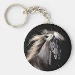 Choco Rocky Mountain Horse Key Chains