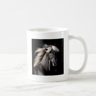 Choco Rocky Mountain Horse Classic White Coffee Mug