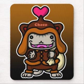 Choco Santanyan Mousepad