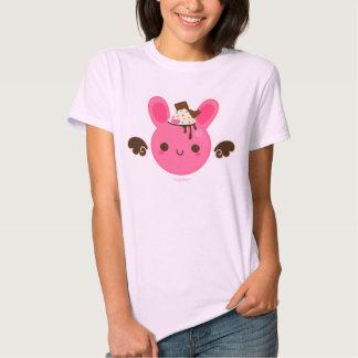 Choco Strawberry Bunny T-shirt