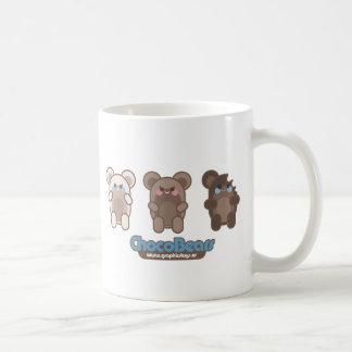 chocobears blue mug