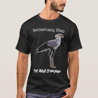Chocobo (Secretary Bird) - For Dark T-Shirt