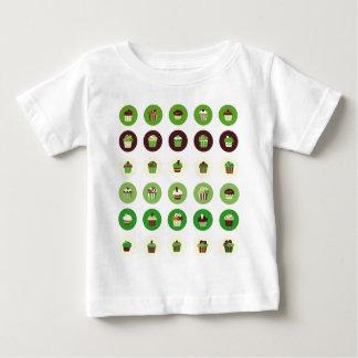 ChocoBrownCupAll Baby T-Shirt
