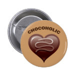 CHOCOHOLIC BUTTONS