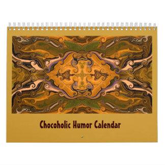 Chocoholic calendar