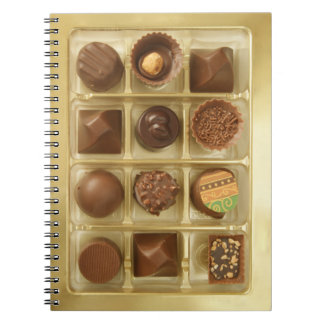 chocoholic dream notebook