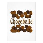 Chocoholic Invites
