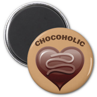 CHOCOHOLIC MAGNET