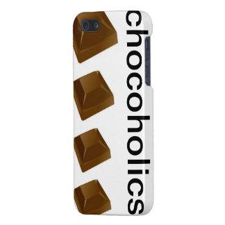 chocoholics iPhone 5 funda