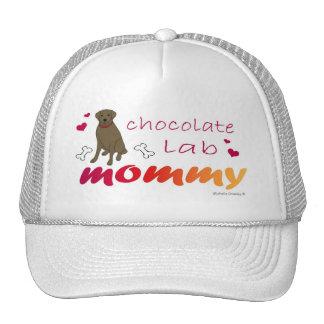 ChocoLabMommy Trucker Hat