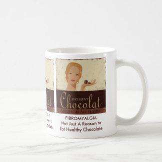 Chocolat-au-Lait Large Stoneware Mug