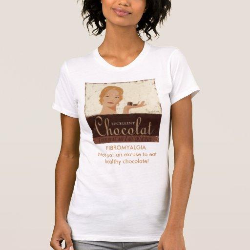 Chocolat-au-Lait Remera