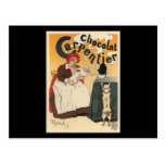 Chocolat Carpentier Tarjetas Postales