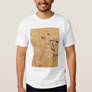 Chocolat Dancing, 1896 T-shirt