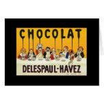 Chocolat Delespaul Havez Cards