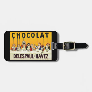 Chocolat Delespaul Havez Tags For Bags