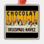 Chocolat Delespaul Havez Ornaments