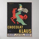 Chocolat Klaus Impresiones