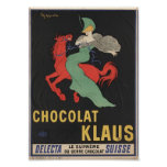 Chocolat Klaus Póster