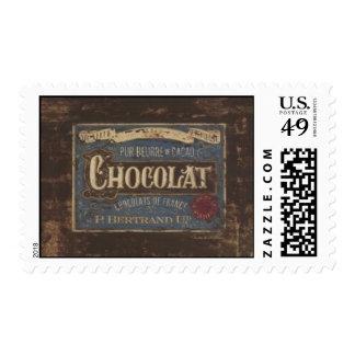 Chocolat Sellos Postales