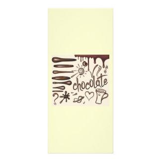 Chocolate3 Rack Card