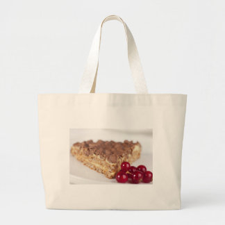 Chocolate Almond Cake and Currants Bag