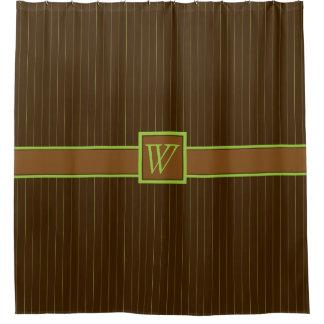 pinstripe shower curtains zazzle