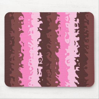 Chocolate and strawberry mouse pad