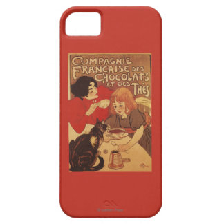 Chocolate and Tea Co Mother and Daughter iPhone SE/5/5s Case