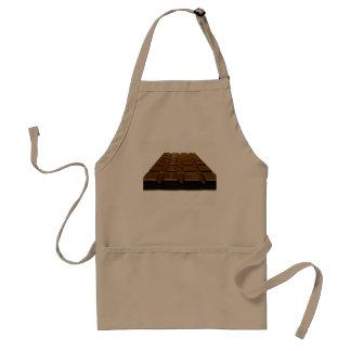 Chocolate apron