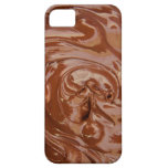 Chocolate Background iPhone 5 Cases